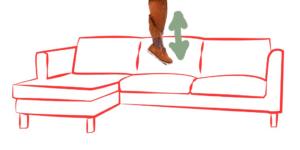 sofaspringen