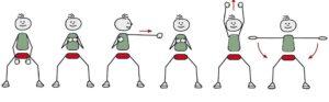 Qigong Symbolbild (Mit freundlicher Erlaubnis vom VIBSS, Hr. Probst)